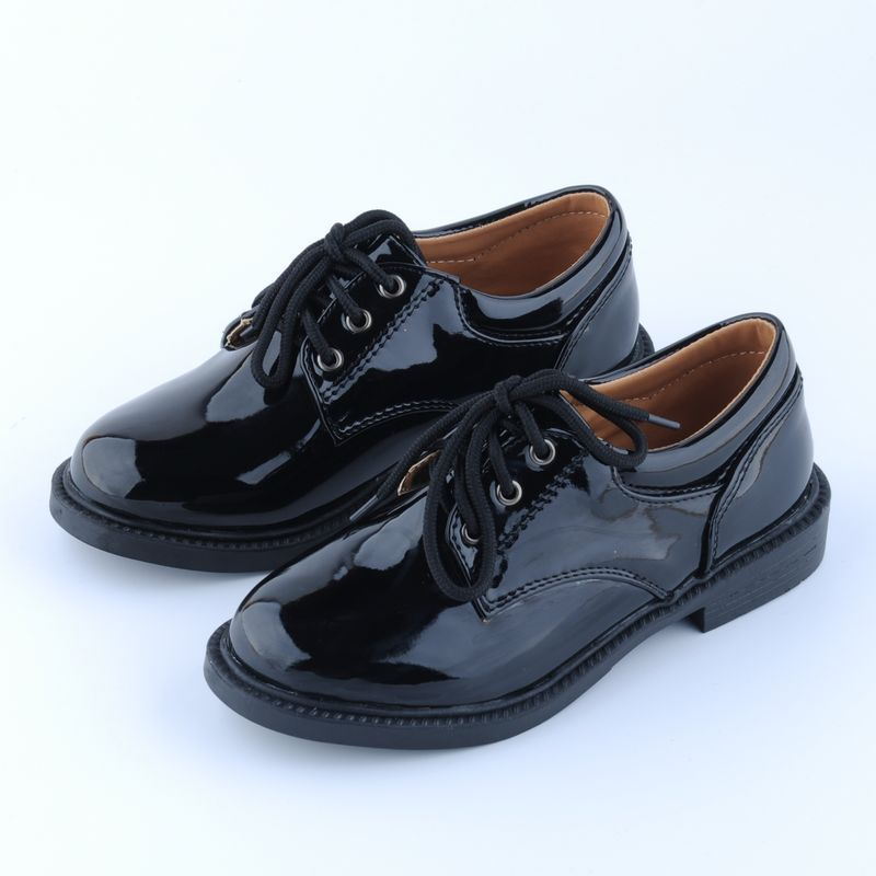 7ed8c0df9bd3 Get Quotations · 2015 boys and black patent leather shoes