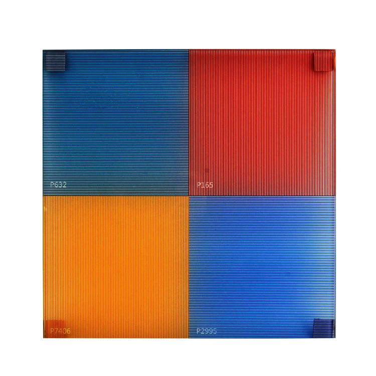 Blocos de Folhas de Lã Estrutura Construção da Cúpula de Vidro Do Painel Frontal Painel de Fornecedores Para O Windows
