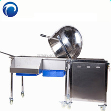 Hot air commerciële popcorn machine Industriële popcorn maken machine Goedkope maïs popping machine
