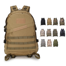 Escalade alpinisme extérieur Sport voyage Camouflage Oxford sac à <span class=keywords><strong>dos</strong></span> Molle sac 3D militaire <span class=keywords><strong>tactique</strong></span> sac à <span class=keywords><strong>dos</strong></span>