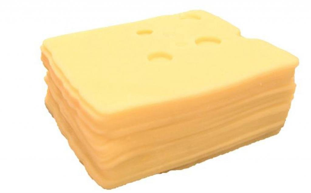 Riehl Deli and Cheese, Domestic Swiss Cheese,Sliced, 16 oz.