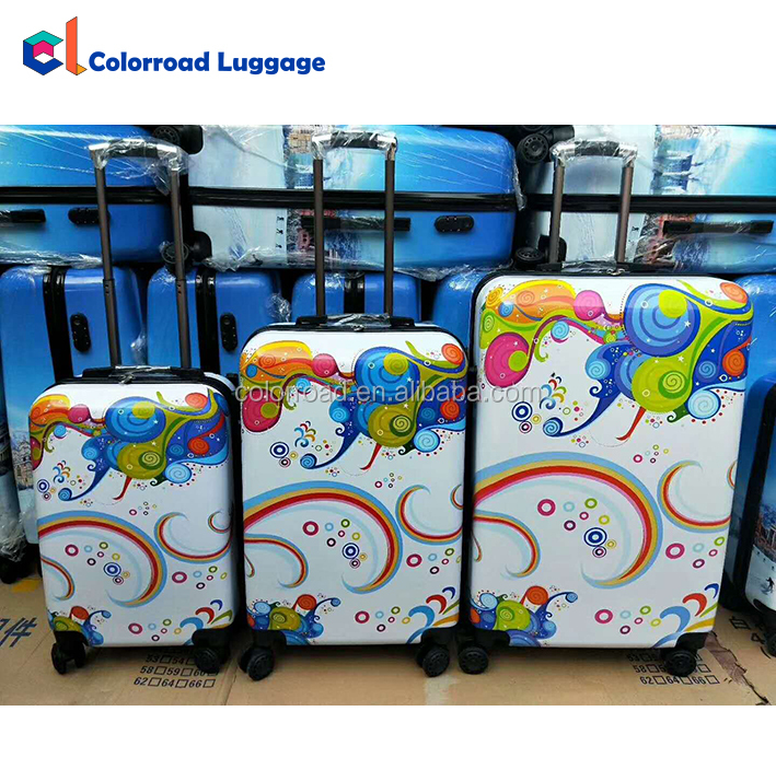 Good quality New arrival decent suitcase luggage Travel Trolley Luggage with Cheap Price High Quality Suitcase