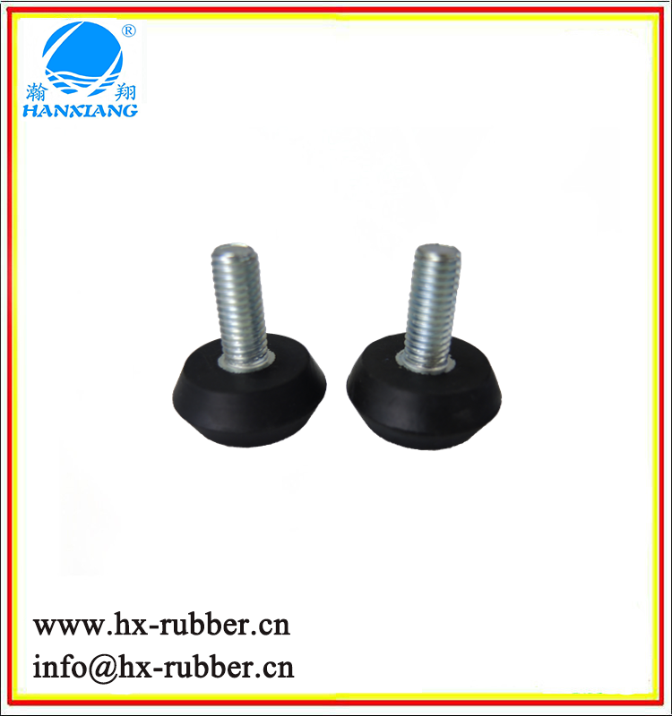 Custom metal auto rubber parts/rubber mounts