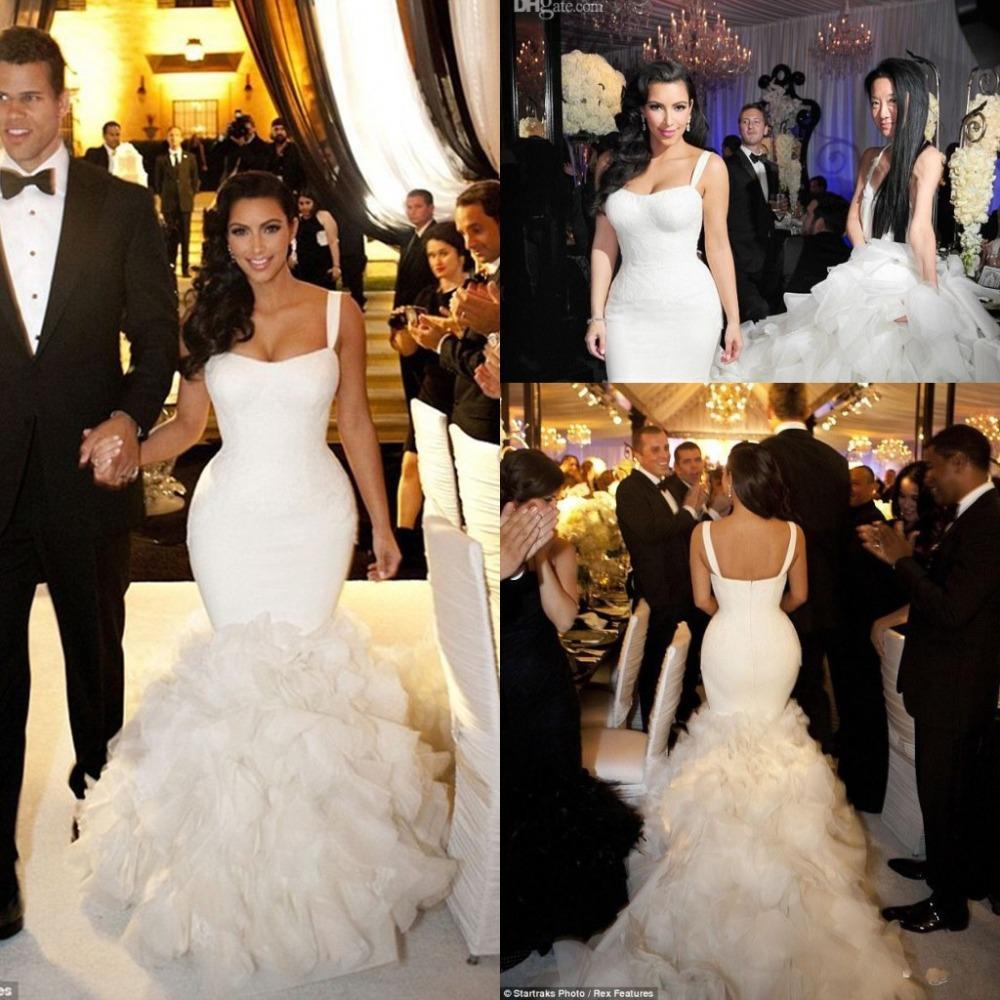 kim kardashian robe de mariée prix