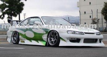 Nissan Silvia S14 Body Kit — Идеи изображения автомобиля