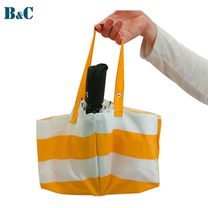 Unique Small Sun Yellow Hoda Foldable Umbrella With Bag