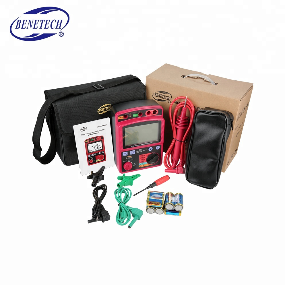 China Voltage Insulation Tester Wholesale Alibaba Constant 5kv
