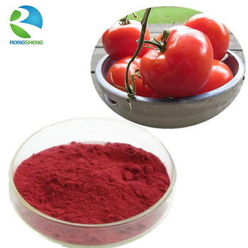 5% 10% 98% 99% raw material best price water soluble natural tomato extract powder pure lycopene
