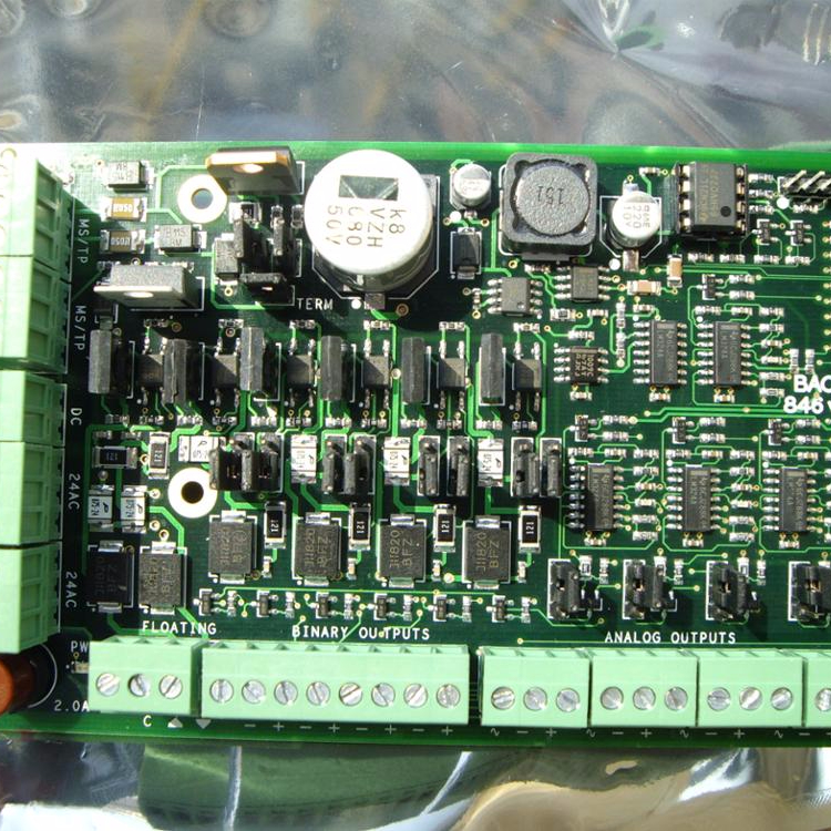 FR4 1.6 미리메터 두 번 Sided Smoke Detector PCB PCBA Manufacturer in China