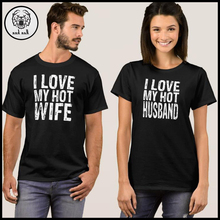 High quality new fashion design custom print couple t shirt