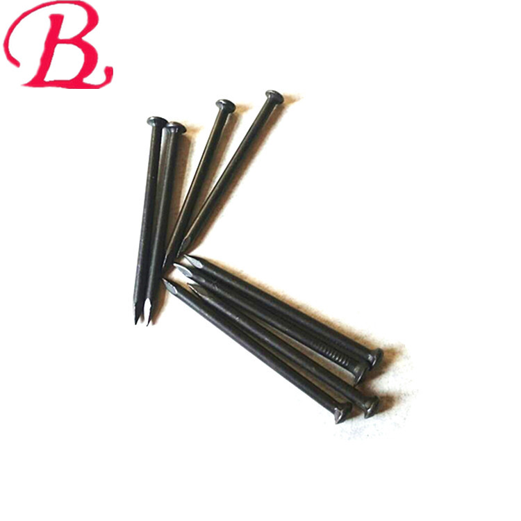 Alibaba Golden Supplier high quality steel concrete nails