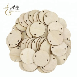 Make to order wholesale small wooden ornaments