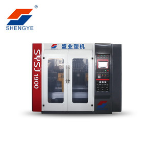 2018 Best make job full automatic servo bottle making blow molding machine