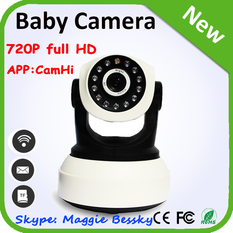 IP Camera Wifi Wireless Mini CCTV P2P Camera Baby Monitor Security P/T Micro TF Card 4g Security Cameras