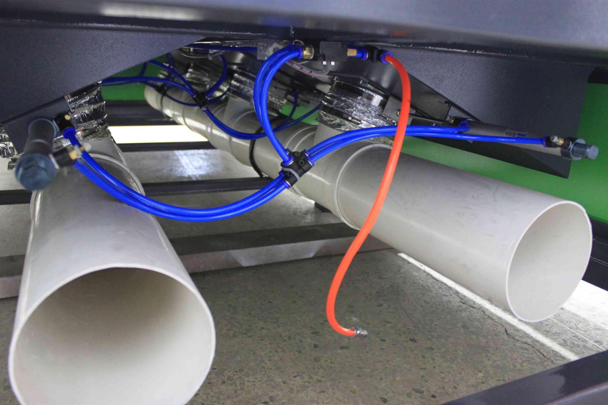 Z1325 Jinan Factory Ce Acrylic Wood Mdf Plastic Pvc Cnc Laser Cutting Machine Co2