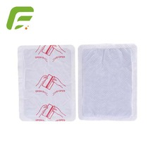 Alibaba Express Welcomed North America Heat Pack Disposable Body Warmer Pad