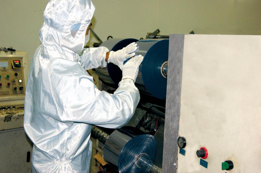 Filmes de Pvc Rígido Para Termoformagem E Vacuum Forming transparente