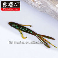Supply high quality soft lure//soft plastic bait//saltwater lures