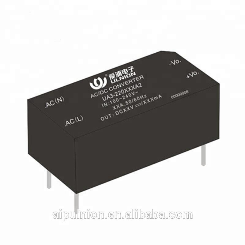 Hot Sale Low Cost Single Output 3W AC DC Converter 90V/110V/120V/220V/230V/240V to 3.3V/5V/9V/12V AC/DC Converter