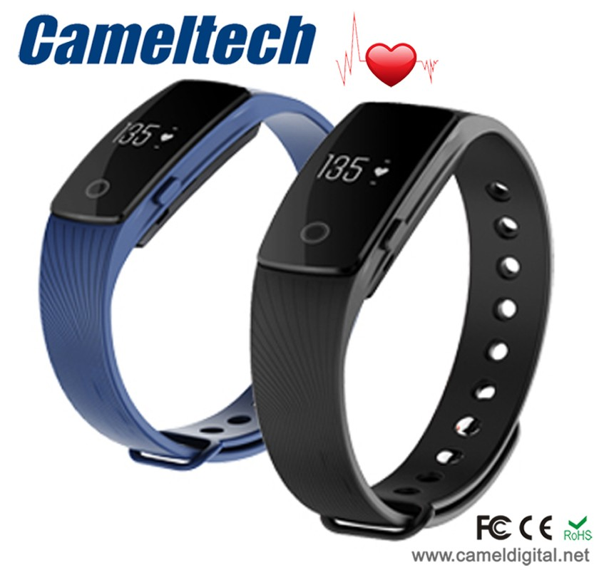2016 New Product Oled Screen Fitness Tracker Wristband Health ...