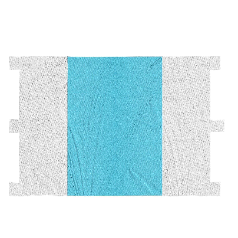 1e18d05902b4 Get Quotations · YUEBO Beach Blanket Picnic Blanket Oversized 7' X 9'  Outdoor Nylon Beach Mat Portable