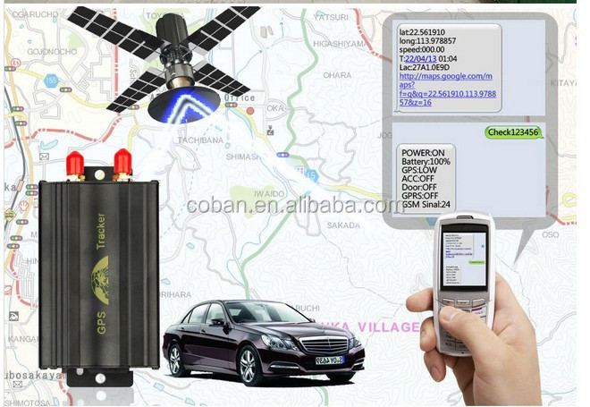 TK103 online gps tracking system support remote Stop Engine,Geofence,Car Alarm system,route display on map