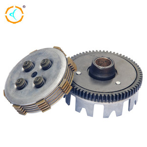 Good quality engine parts motorcycle clutch for FORCE-1 with best price,  MOTORCYCLE SECONDARY CLUTCH