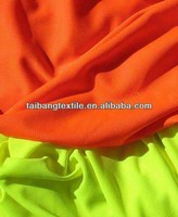 100% polyester outdoor mesh fabric for furniture (eyelet fabric)