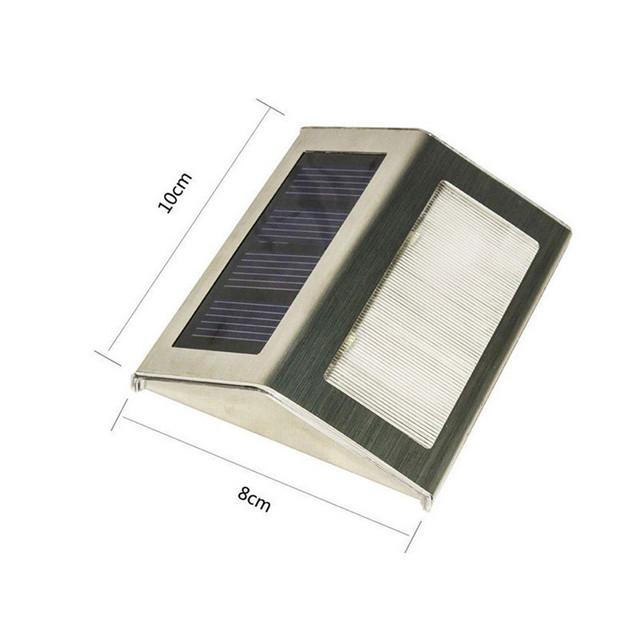Outdoor Solar LED Staircase /Step Light for Stairways