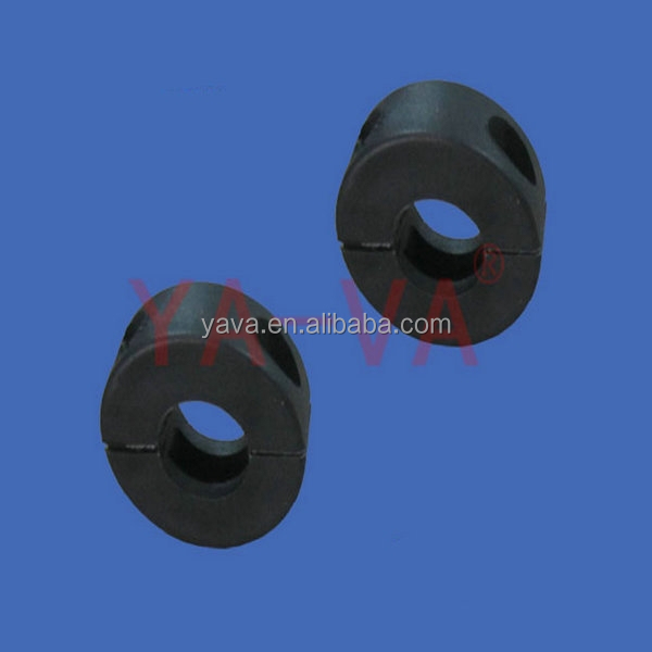 Plastic Shaft Collar Round Bore / Round Bore Fixed Parts for Packaing Machinery