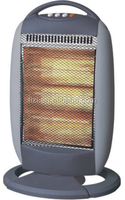 Halogen electric heater for home