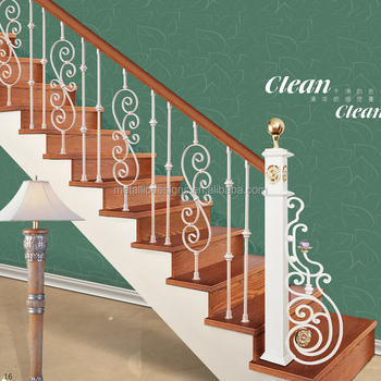 Wrought Iron Stair Barades Spindles Stairway Railings