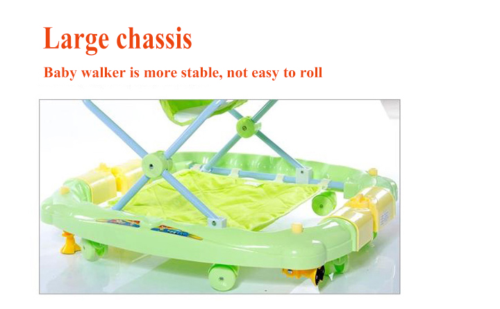 baby walker with rocker function 6220SYT