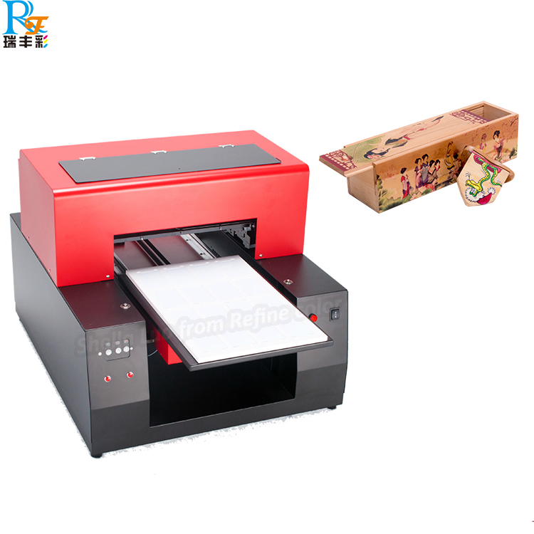 2018 uv printer wood automatic uv led printing machine