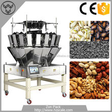 20 heads multihead combination weigher