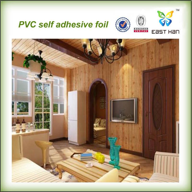 2016 New Wood Design Self Adhesive Wallpaper Pvc Wallpaper For ...