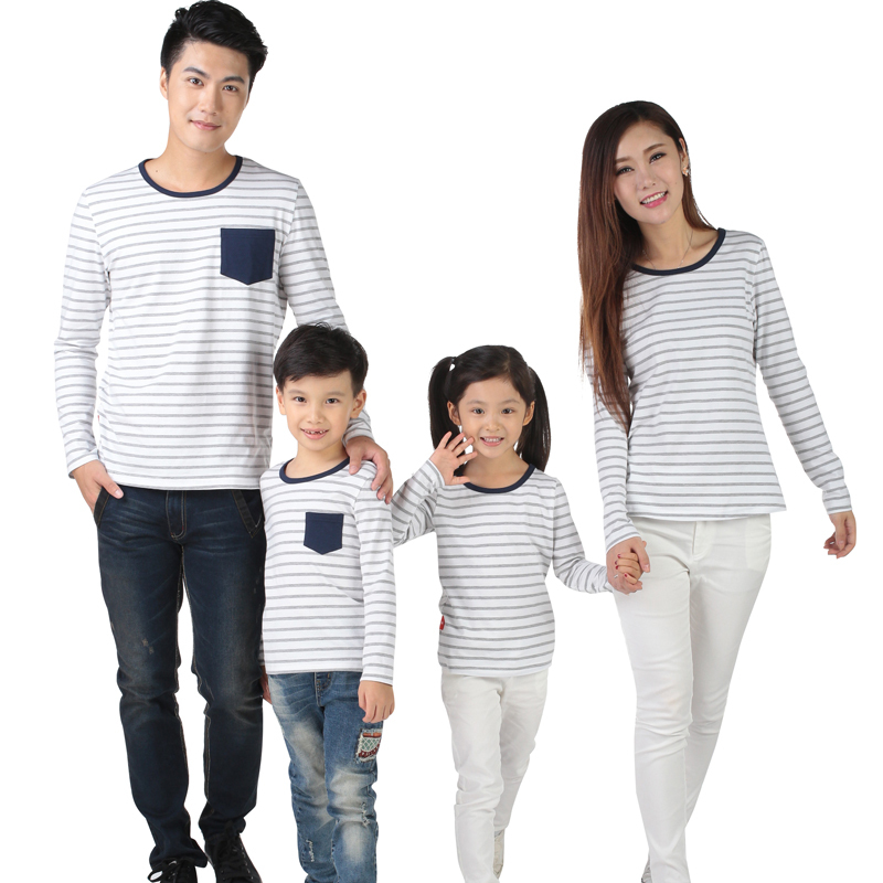 6aeb133439 Get Quotations · Autumn Mom Daughter Clothing Family Matching Clothes  Father Son Family Look Outfits Girl And Mother Casual