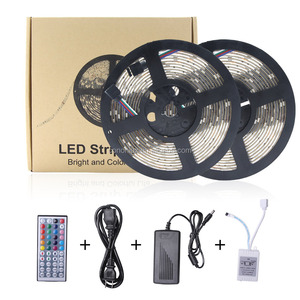 Flexible LED Strip Lights, 300 Units SMD 5050 LEDs,Waterproof,12 Volt LED Light Strips, Pack of 16.4ft/5m