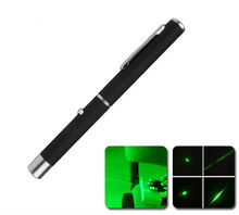 Super High Power 532nm 5mW Green Laser Light Long Distance Laser Pointer Extended Range Up To 8 Mile Range In The Dark