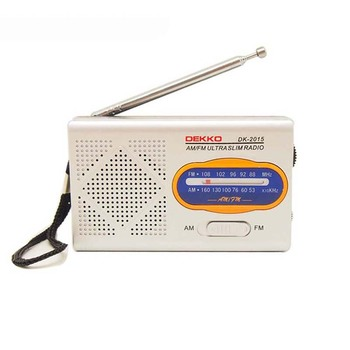 Factory Directly Portable Style Cheap Am Fm Radio With Speaker