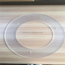 wholesale clear acrylic LED panel light diffuser