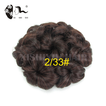 Hot Buns Hair Accessories Chignon Pieces Bun As Seen On Tv Elegant Magic Style