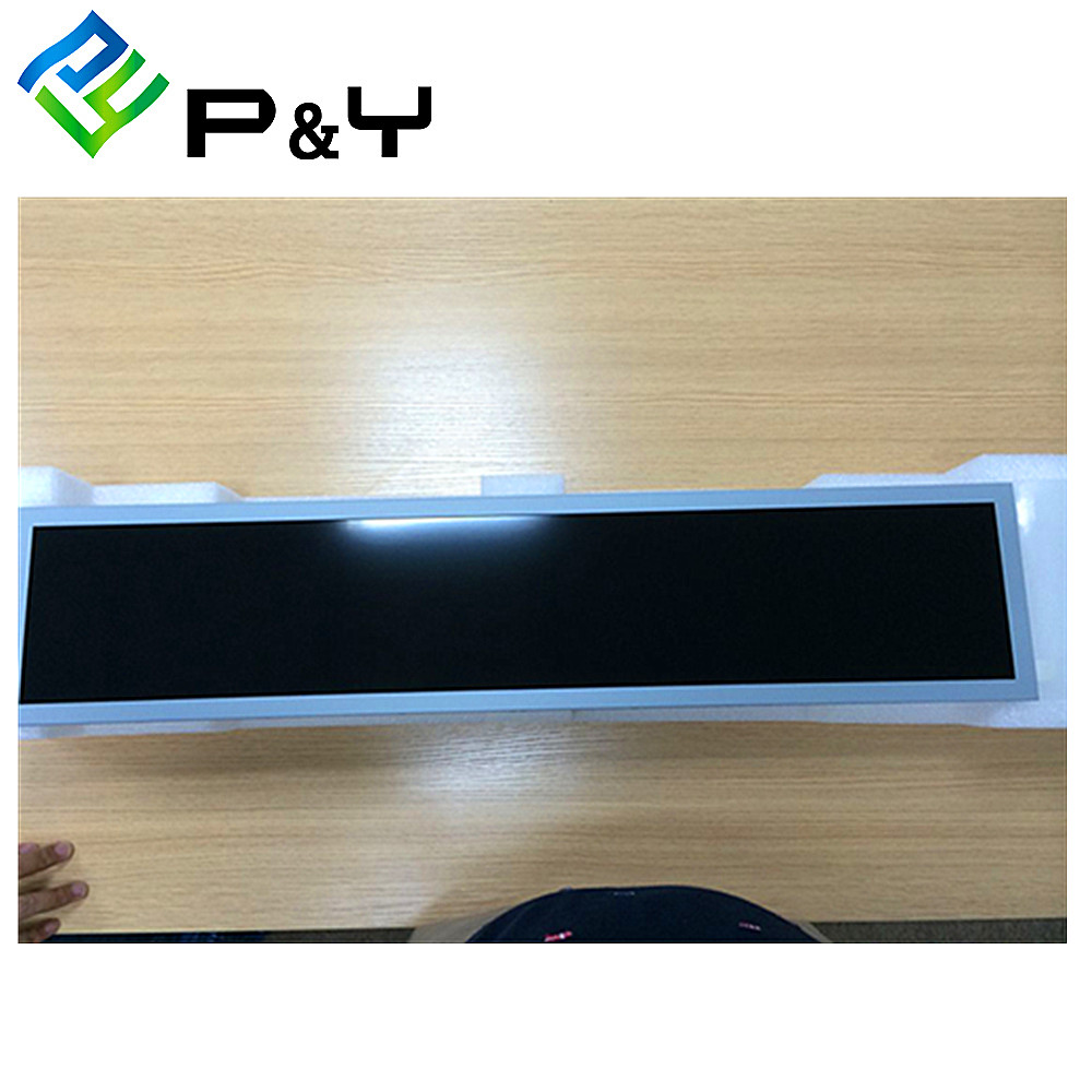 Floor standing digital signage 28.6 inch TFT advertising playervedio media ad player