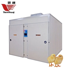 High capacity 45360 eggs automatic multi-stage best price chicken egg hatchery machine