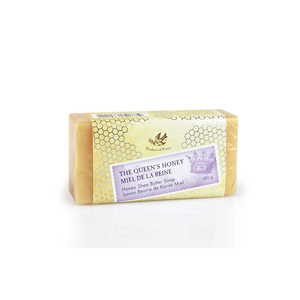 The Most Powerful Natural Beauty Hand Made Honey Soap
