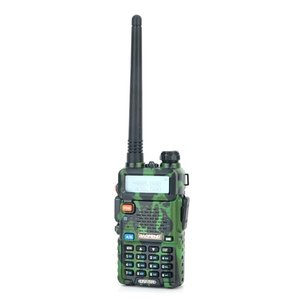 Baofeng UV-5R UV5R 400-520MHz and Receiving and transmitting inter-band 5km dual band walkie talkie