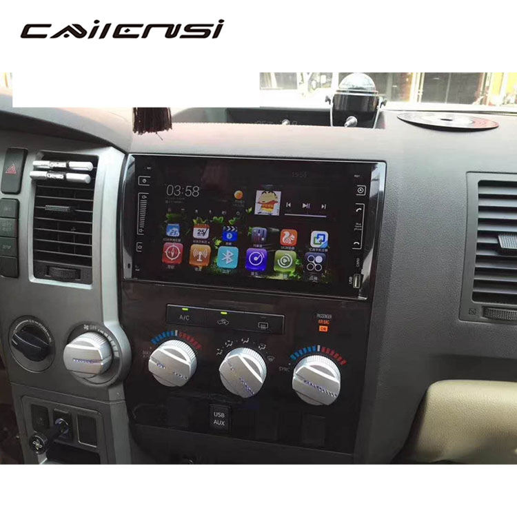 Android 6 0 Touch Screen Navigation Auto Radio Stereo
