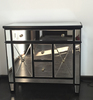 Competitive Price Mirror Nightstand Table For Locker Room Tall Mirrored Dresser/Home Decor Liquidators