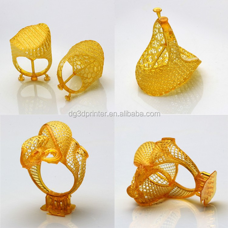 Chinese resin 3d printer for sale wax 3d printer for for 3d wax printer for jewelry