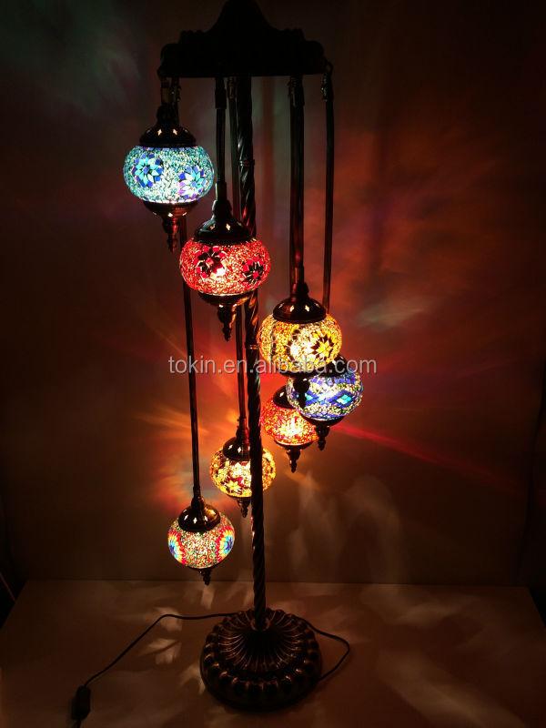 2015 New Design Fl07m01 Istanbul Handicraft Turkish Floor Lamp - Buy ...